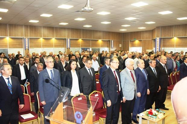 YEDPA 2015 yılı Olağan Genel Kurulu toplantısı gerçekleşti
