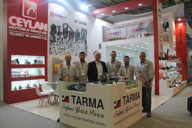Türkiye ve dünya pazarının önde gelen traktör parçası şirketi: Ceylan