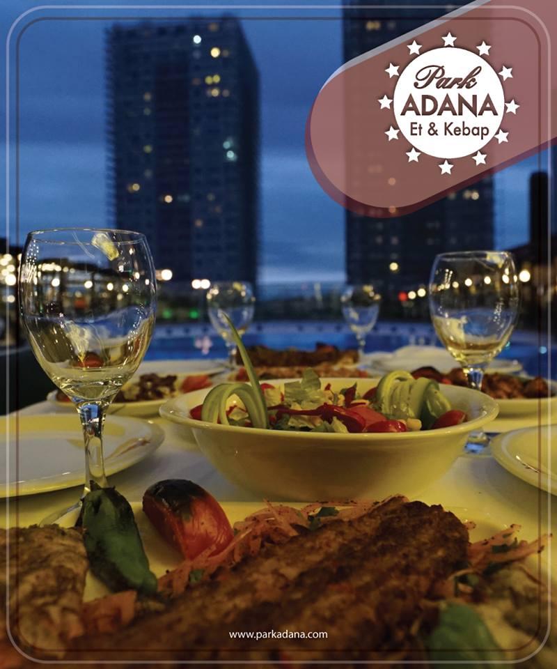 Acılı, tatlı lezzetleriyle Park Adana Ataşehir'de