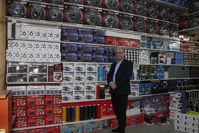Başak Otomotiv 6500 çeşit ürün çeşidiyle Türkiye'nin her yerinde