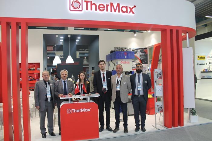 Thermax 45 yılın tecrübesiyle hizmet veriyor
