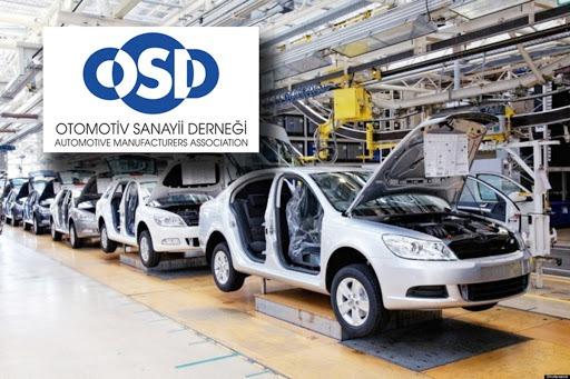 Otomotiv Sanayii Derneği,  Ocak-Şubat Dönemi Verilerini Açıkladı!