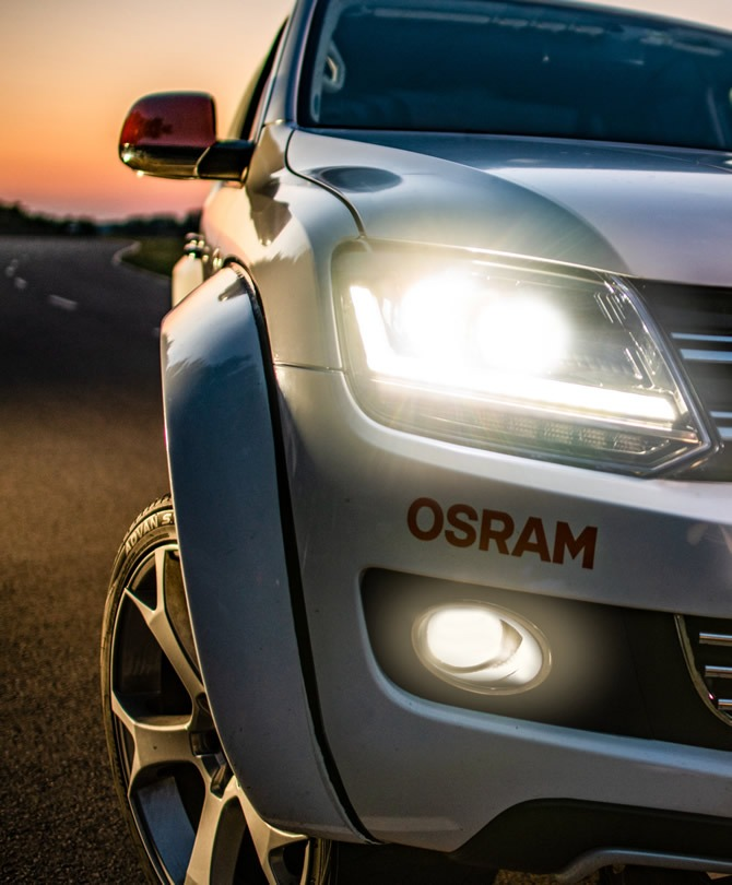 OSRAM'DAN YENİ LED FAR VE STOP LAMBALARI