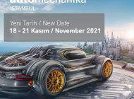 AUTOMECHANİKA İSTANBUL 2021 KASIM AYINA ERTELENDİ