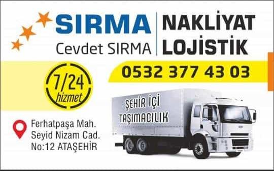SIRMA NAKLİYAT&LOJİSTİK HİZMETLERİ