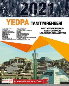 2021 YEDPA TANITIM REHBERİ ÇIKTI!