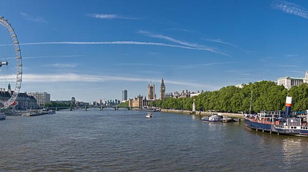 Thames Nehri Su Bariyeri Nasıl Çalışır